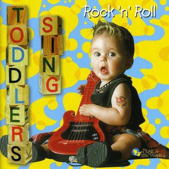 Toddlers Sing Rock N Roll / Various