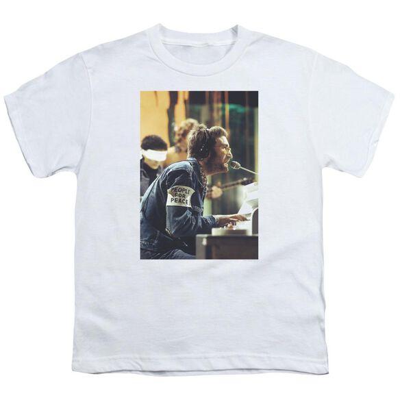 John Lennon Peace Short Sleeve Youth T-Shirt