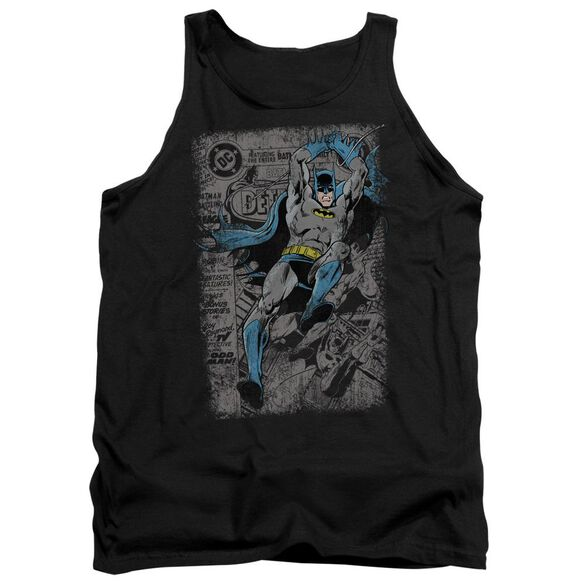 Batman Detective #487 Distress Adult Tank
