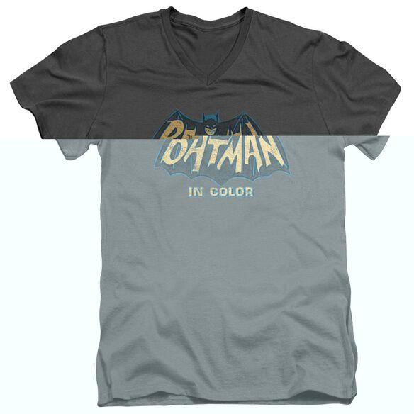 BATMAN CLASSIC TV IN COLOR-S/S ADULT T-Shirt