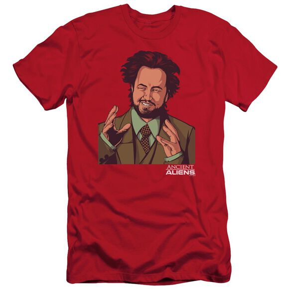 Ancient Aliens It Must Be Aliens Short Sleeve Adult T-Shirt