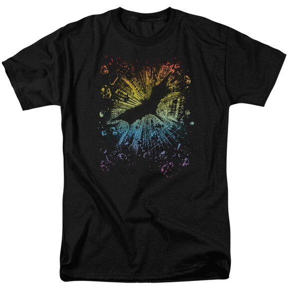 Dark Knight Rises Coming At You Short Sleeve Adult T-Shirt