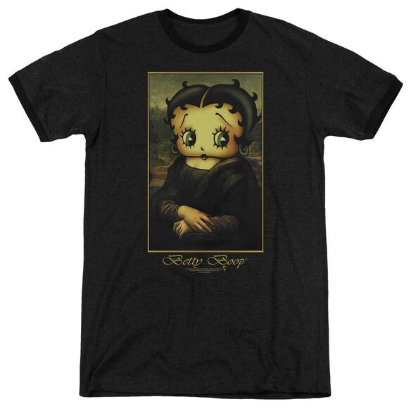 Betty Boop Boopalisa Adult Heather Ringer