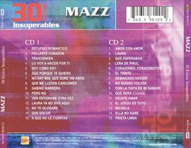 Mazz - 30 Exitos Insuperables