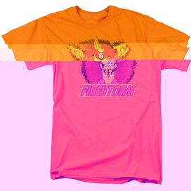 DC RING OF FIRESTORM-S/S ADULT 18/1 - ORANGE T-Shirt