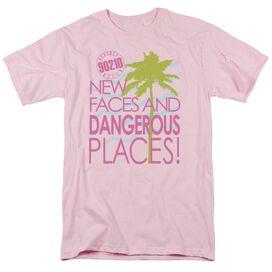 90210 Tagline Short Sleeve Adult T-Shirt
