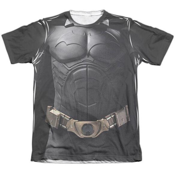 Batman Begins Begins Costume Adult Poly Cotton Short Sleeve Tee T-Shirt