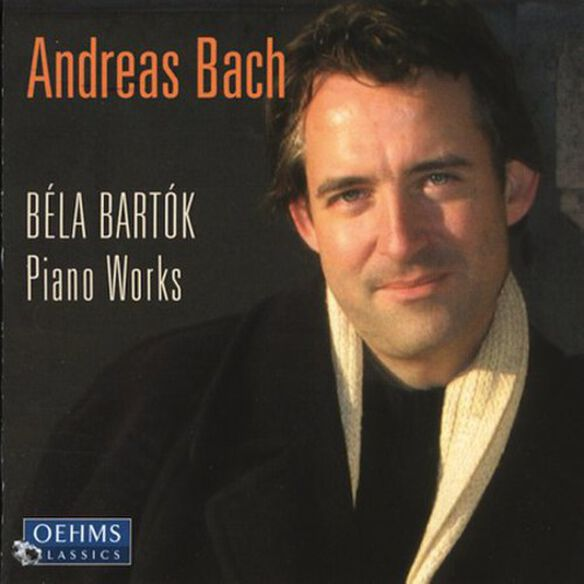 Andreas Bach - Piano Works