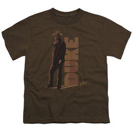 John Wayne Lean Short Sleeve Youth T-Shirt