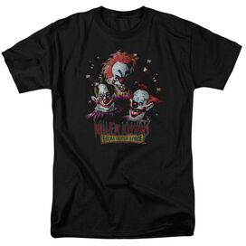 Killer Klowns From Outer Space Killer Klowns Short Sleeve Adult T-Shirt