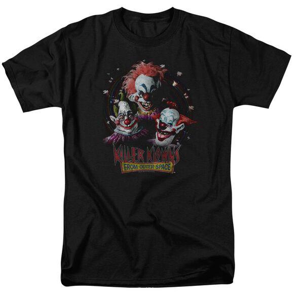 Killer Klowns From Outer Space Killer Klowns Short Sleeve Adult T-Shirt