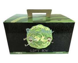 Rick and Morty Blind Gift Box
