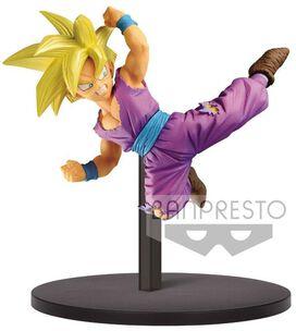 Dragon Ball Z - Buyu Retsuden Chosenshiretsuden Super Saiyan Teen Gohan Collectible PVC Figure Vol. 3