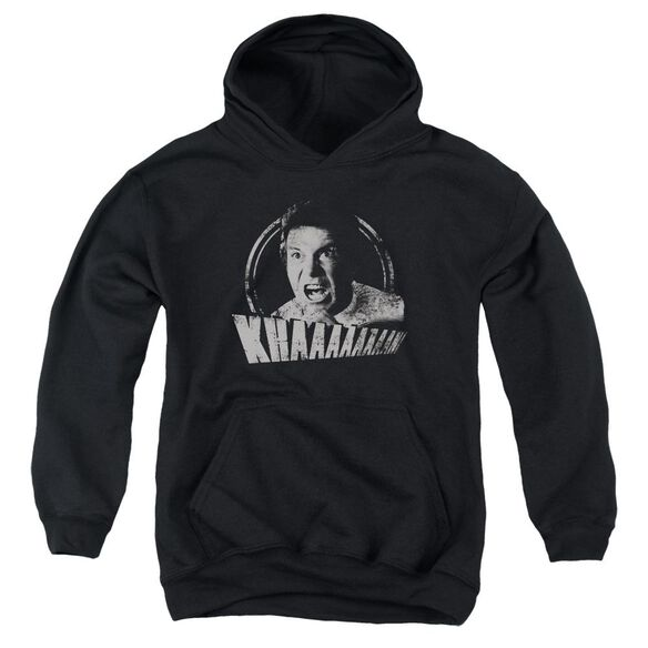 Star Trek Khan Distressed Youth Pull Over Hoodie