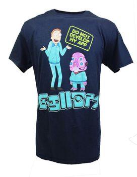 Rick & Morty SDCC 2019 T-Shirt