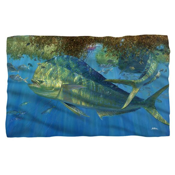 Wild Wings Uninvited 2 Woven Throw