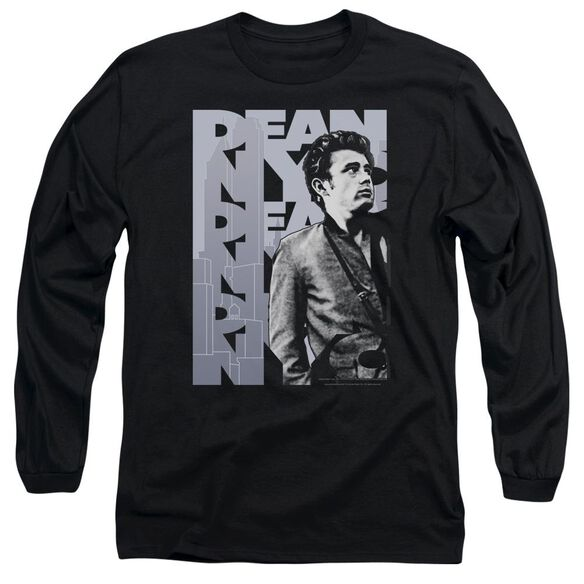 Dean Nyc Long Sleeve Adult T-Shirt