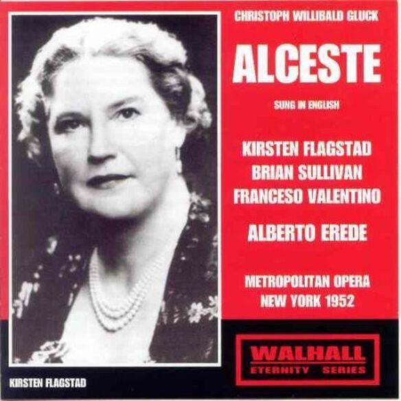 Flagstad - Alceste