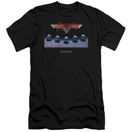 Aerosmith Rocks Short Sleeve Adult T-Shirt
