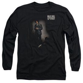 Billy Joel 52 Nd Street Long Sleeve Adult T-Shirt