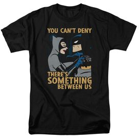 Batman The Animated Series Between Us Short Sleeve Adult T-Shirt