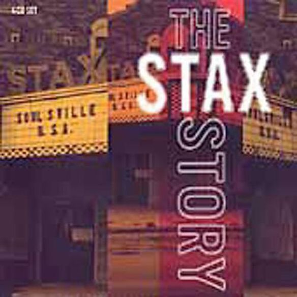 Stax Story / Various (Box)