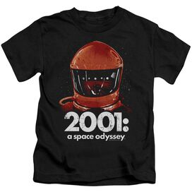 2001 A Space Odyssey Space Travel Short Sleeve Juvenile T-Shirt