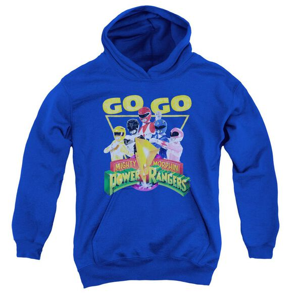 Power Rangers Go Go Youth Pull Over Hoodie