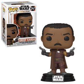 Funko Pop!: Star Wars The Mandalorian - Greef Karga