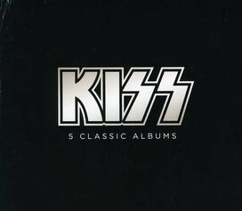 Kiss - 5 Classic Albums