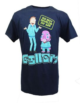 Rick & Morty SDCC 2019 T-Shirt