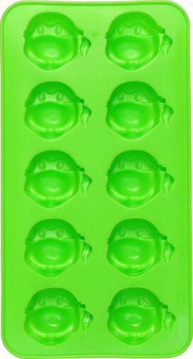 Ninja Turtles Heads Ice Cube Tray