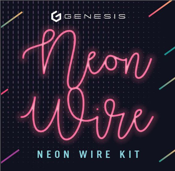 Neon Wire Kit - Blue
