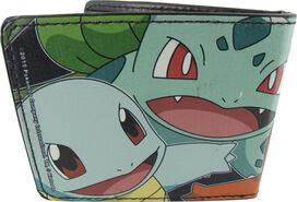Pokemon Jumbo Starters Wallet