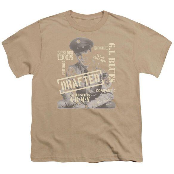 Elvis Upper Gi Short Sleeve Youth T-Shirt