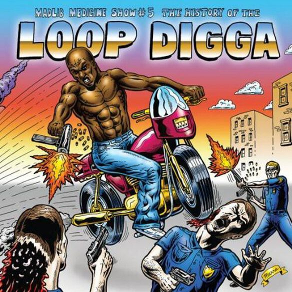 Madlib Medicine Show 5: History Of The Loop Digga