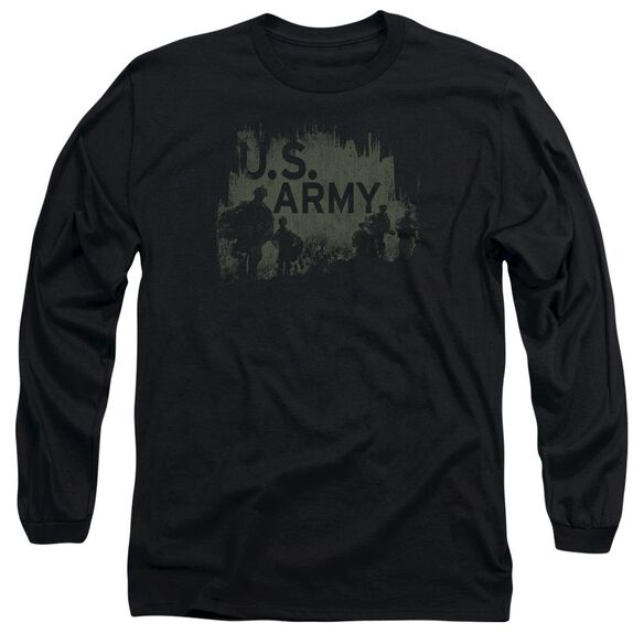 Army Soldiers Long Sleeve Adult T-Shirt