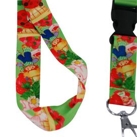 Strawberry Shortcake Group Lanyard