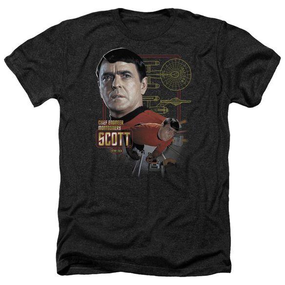 Star Trek Chief Engineer Scott Adult Heather