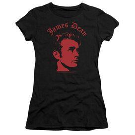 Dean Deep Thought Short Sleeve Junior Sheer T-Shirt