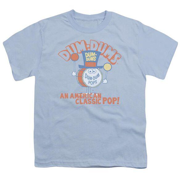 Dum Dums Classic Pop Short Sleeve Youth Light T-Shirt
