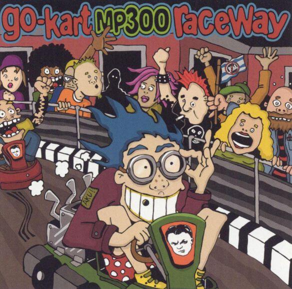 Go Kart Mp300 Raceway1103