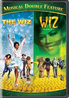 Musical Double Feature: The Wiz / The Wiz Live!