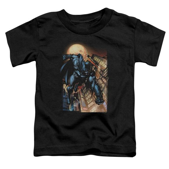 Batman The Dark Knight #1 Short Sleeve Toddler Tee Black Sm T-Shirt