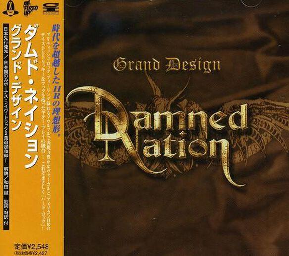 Grand Design (Bonus Tracks) (Jpn)
