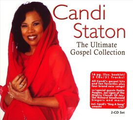 Candi Staton - Ultimate Gospel Collection