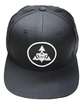 Ult Triangle Skull Snapback Hat