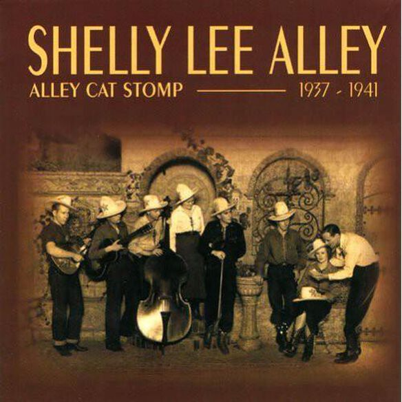 Alley Cat Stomp 1937 1941