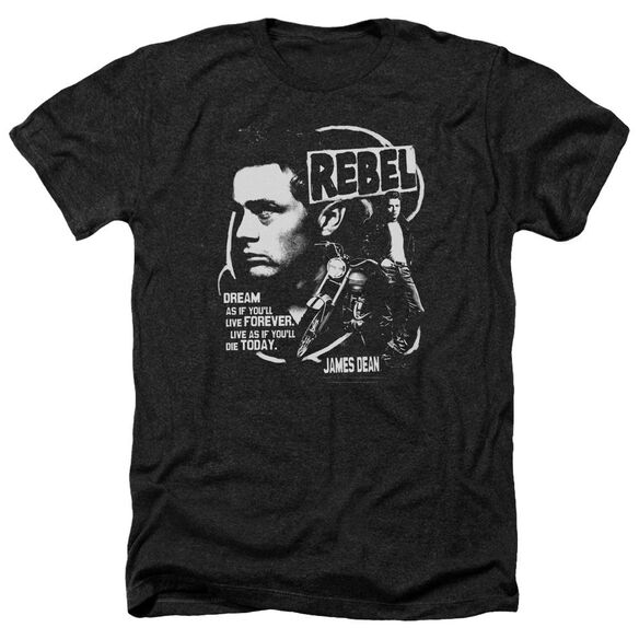 Dean Rebel Cover Adult Heather