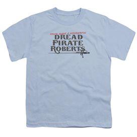 Princess Bride Wonderful Dread Short Sleeve Youth T-Shirt